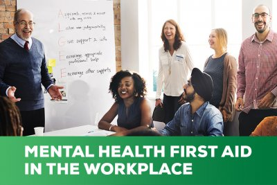 Mental Health First Aid Workplace